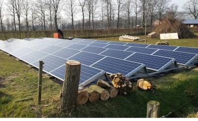 Boxtel wil 100.000 zonnepanelen