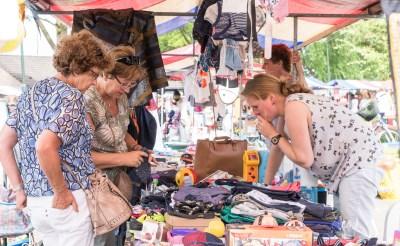 Gezellige jaarmarkt in Gemonde