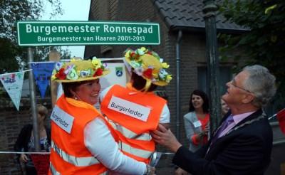 Oud-burgemeester Frans Ronnes overleden