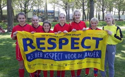 Angelaschool derde op NK Cruyff Court in Enschede
