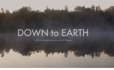 Down To Earth draait in De Rots