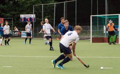 Tophockeytoernooi van start bij MEP