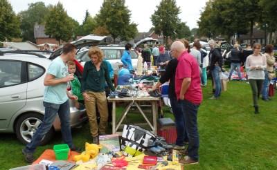 Kofferbaksale in Liempde