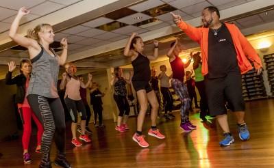 Dansgroep brengt zumba naar Boxtel