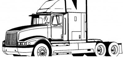 Vrachtwagenstoet trekt door Boxtel