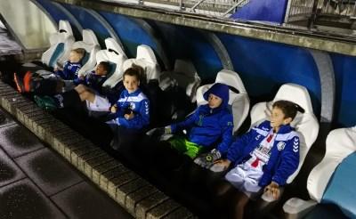 ODC voetbalt in stadion FC Den Bosch