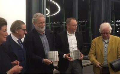 Cultuurprijs voor Boxtel's Harmonie en  Gildenbondsharmonie