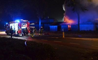 Branden in Boxtel: schade aan woningen in Nieuwland en Stationsstraat