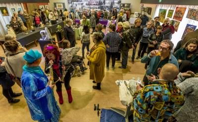 Expo 'Kunstminnend' in De Es