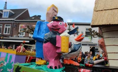 Geen glas tijdens carnaval in kroegen