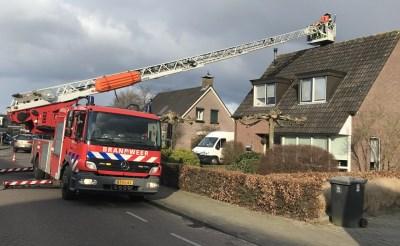 Twee schoorsteenbrandjes in Boxtel