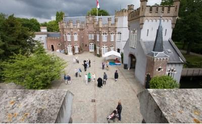 Meditatieve wandelingen bij kasteel Stapelen