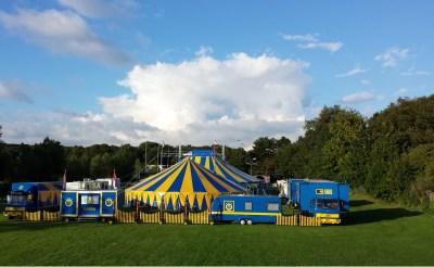 Circus Sijm strijkt neer bij Liduina