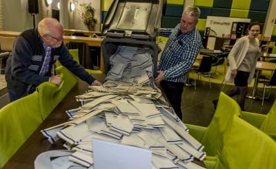 13.264 mensen naar stembus in Boxtel
