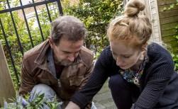 Tuintegels ruilen voor planten