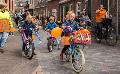 Boxtel geniet van Oranje Festival