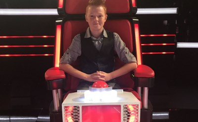 Mitchell niet door in Voice Kids