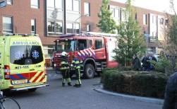 Twee mensen gewond door exploderende barbecue