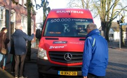 Buurtvervoer onzeker door stakingen van streekchauffeurs