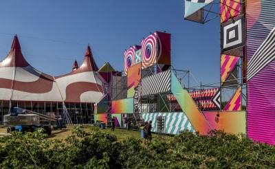 Landgoed Velder bijna klaar voor festivalgangers We Are Electric