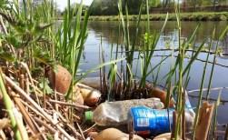 Waterschap ruimt rommel uit Dommel