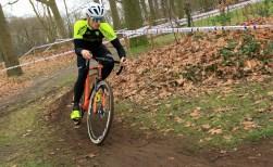 Boxtelaar Klaas Groenen wint NK veldrijden voor amateurs