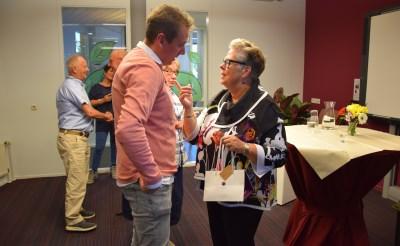 Zwijnenburg neemt afscheid met scherpe toespraak