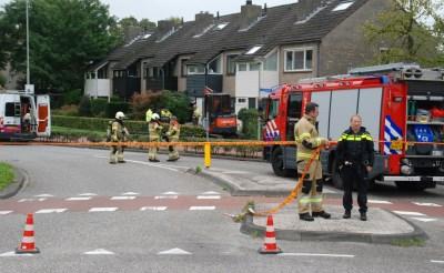 Werklieden raken gasleiding in Schijndelseweg