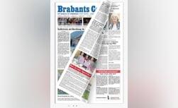 Storing uitgever treft digitale krant Brabants Centrum