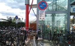 Gemeente gaat fietsparkeren bij NS-station handhaven