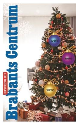 Je kunt de boom in met je kerstwensen...