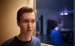 Tim (17) debuteert met fantasieboek