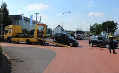 Opnieuw ongeluk op kruising bedrijventerrein Ladonk