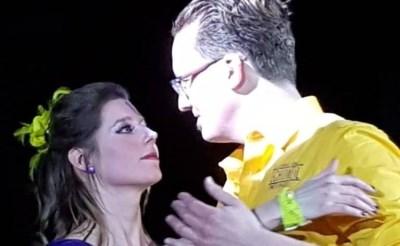 Rieneke van de Wal en Vincent Baaijens winnen Denziz with the Stars