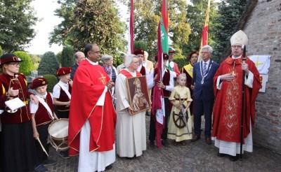 Opsteker voor Lambertusdag van stichting Brabants Centrum