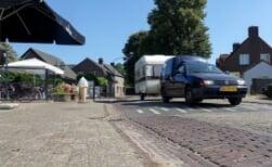 Haaren wacht op groen licht provincie voor vernieuwing Leunisdijk