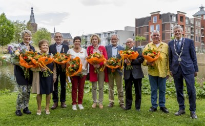 Acht inwoners delen in lintjesregen Boxtel