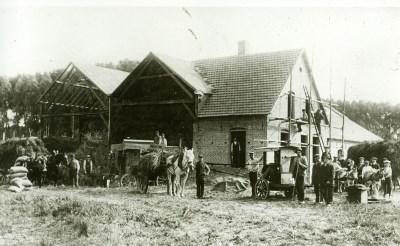 De roerige geschiedenis van de Gerritshoeve
