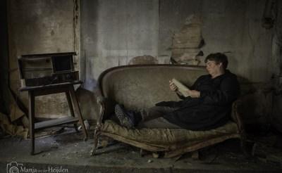 Manja van der Heijden exposeert in Liduina