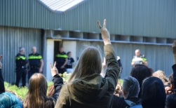 Boxtel verwacht 'lessons to learn' van stalbezetting Brede Heide