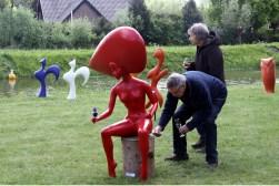 Kunst verbindt op Baarschot