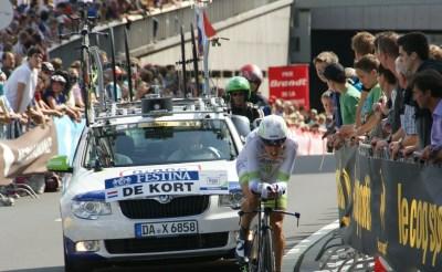 Koen de Kort naar Tour de France