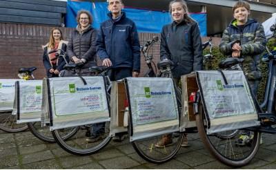 Bezorging Brabants Centrum kan langer duren door hitte