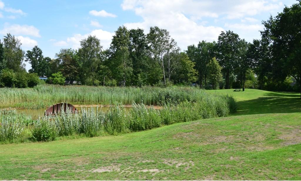 Meike wil een natuurspeeltuin in park bij Oosterhof