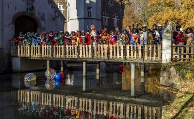 Sinterklaas logeert weer in kasteel Stapelen