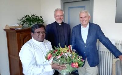Nieuwe kapelaan in Liempde