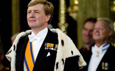 Koning Willem-Alexander naar Boxtelse Herenboeren
