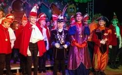 Jeugdprins Thijn en jeugdprinses Karleen hebben zin in carnaval