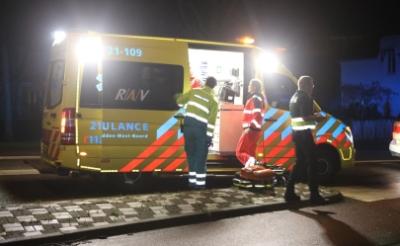 Fietser gewond na ongeval