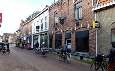 Barbershop opent in vroegere juwelierszaak Rechterstraat